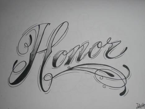 honor script