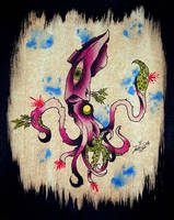Squid by armada27