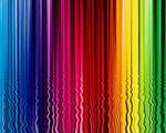 RAINBOW WAVES  - animated - by hetorakelt