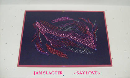 Jan Slagter Say Love by hetorakelt