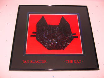 Jan Slagter The Cat by hetorakelt