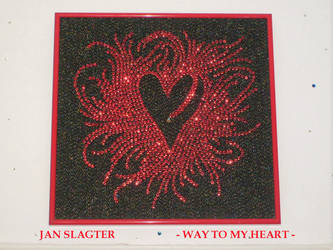 Jan Slagter Way To My Heart by hetorakelt