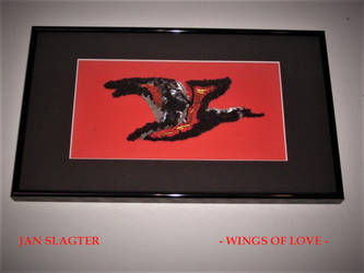 Jan Slagter Wings Of Love by hetorakelt
