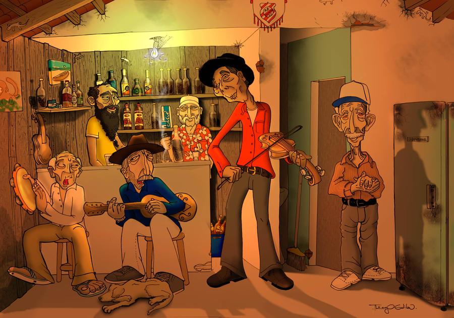 akdov pub by thiagogalileo