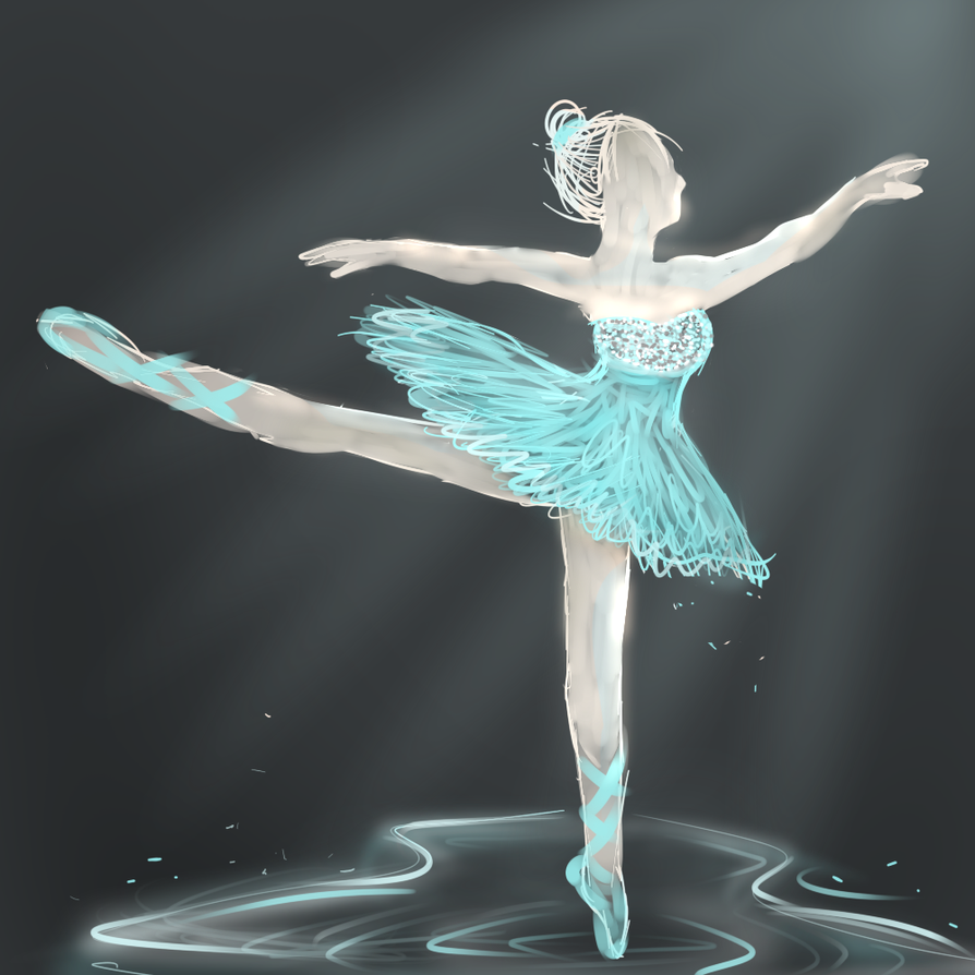 Ballerina by Appletumble