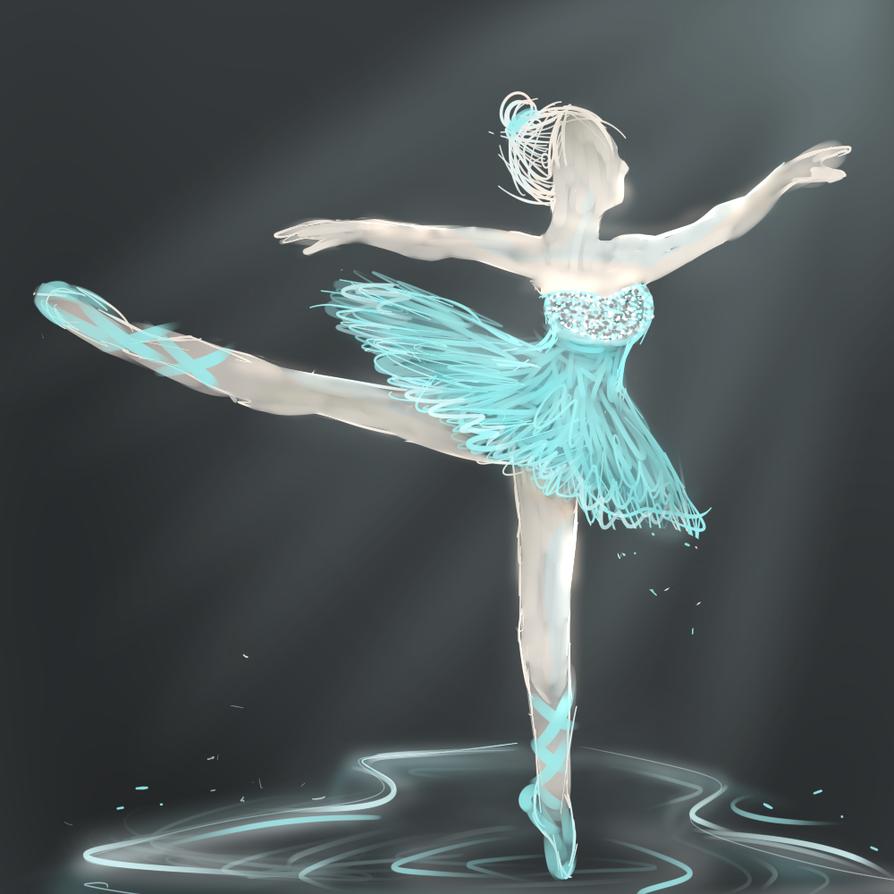 Ballerina by Appletumble