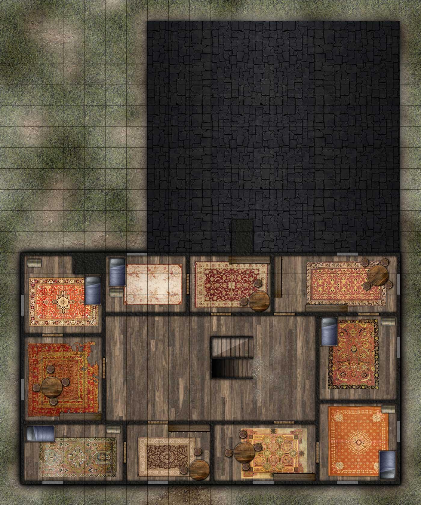 Rainbow Lodge Tavern 2nd Floor
