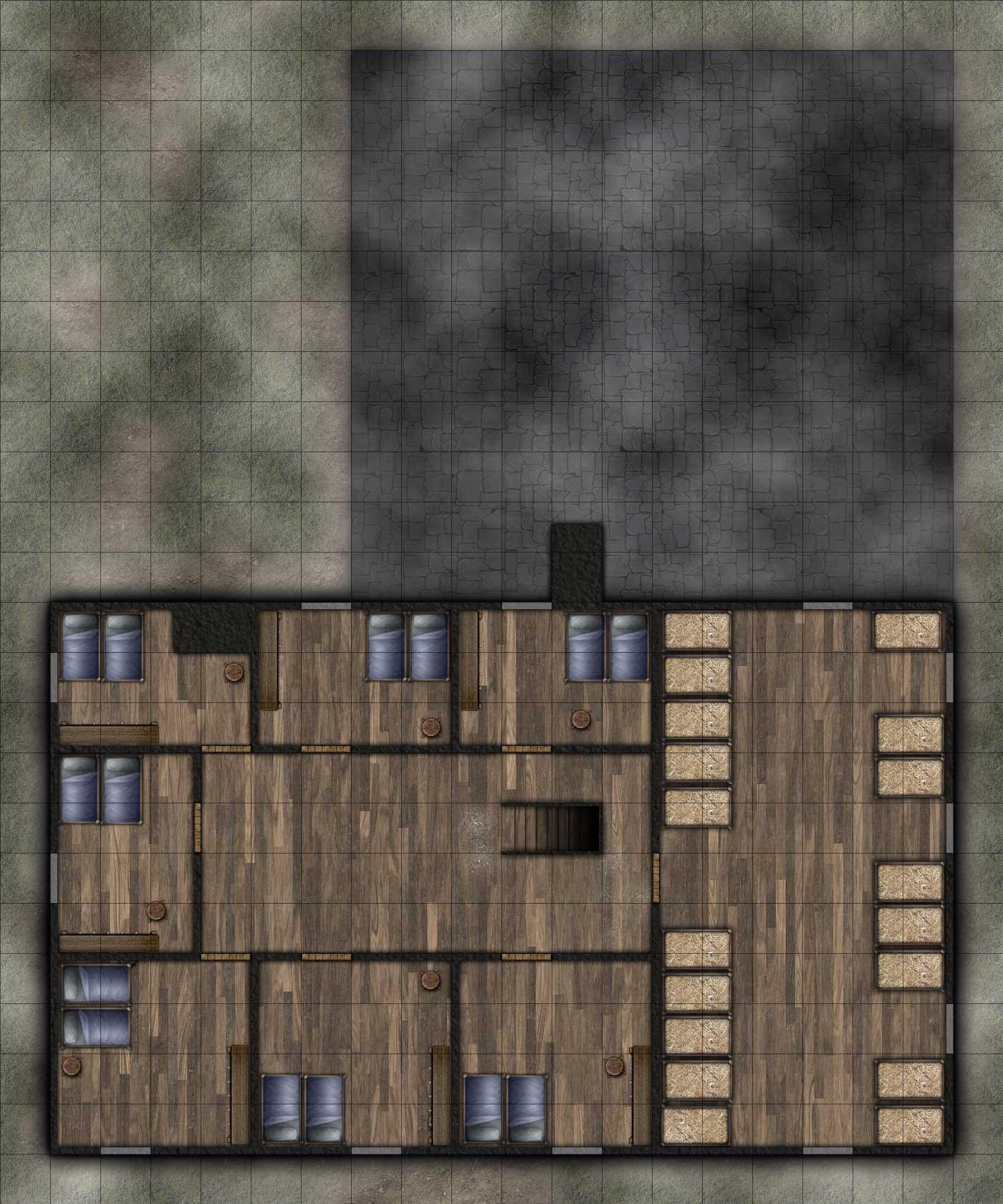 Rainbow Lodge Tavern 3rd Floor