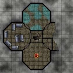 Fallen Fortress 4th Floor