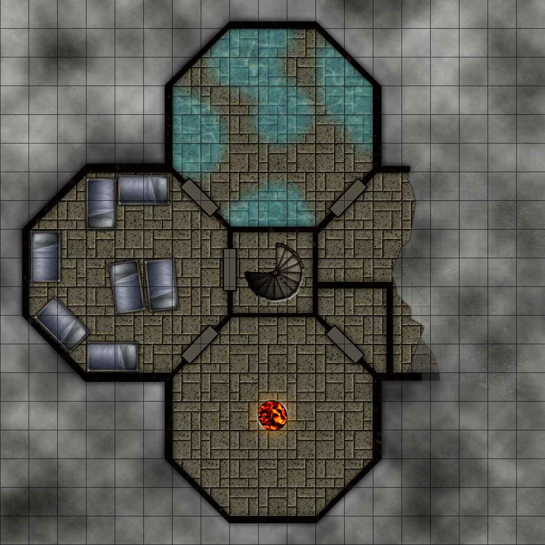 Fallen Fortress 4th Floor by r0tzl0effel