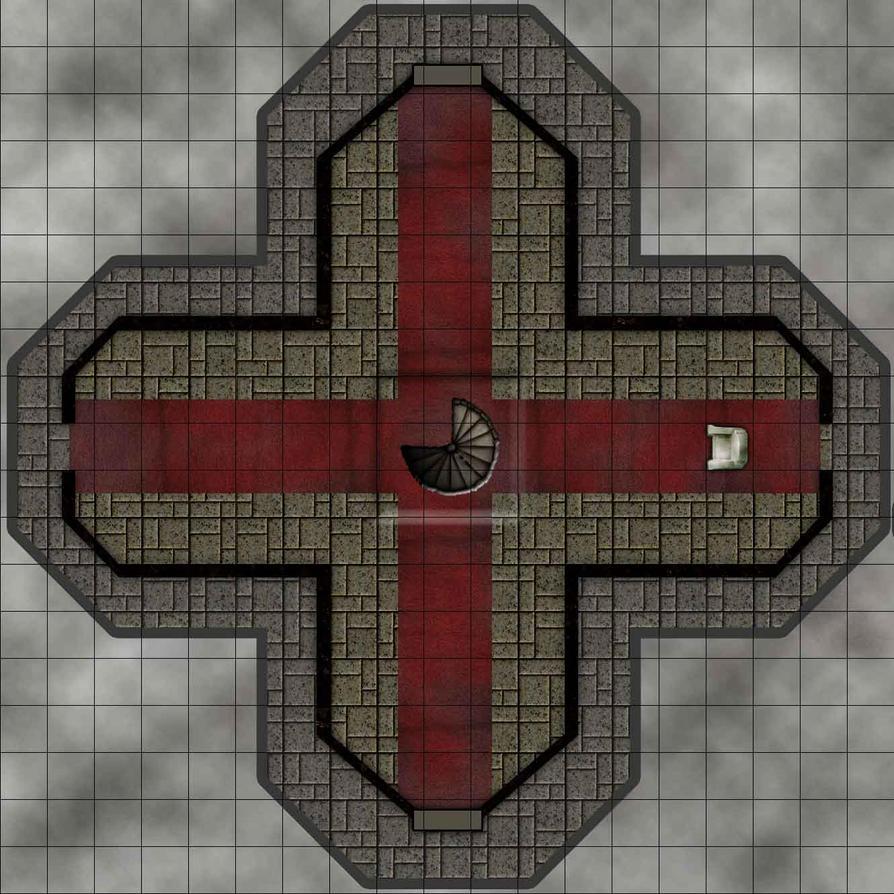 Fallen Fortress 5th Floor by r0tzl0effel