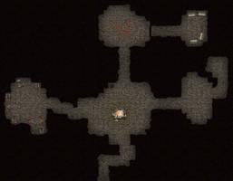 A Giant Dilemma - Dungeon Battlemat