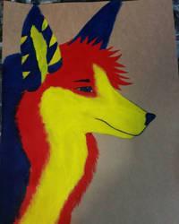 Such primary, much fox by HazFox