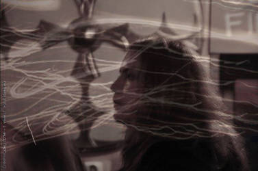 Me/Xan. In the Gloom by ShaaviDeNevoa