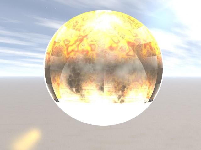 Sphere 2 by Ealin