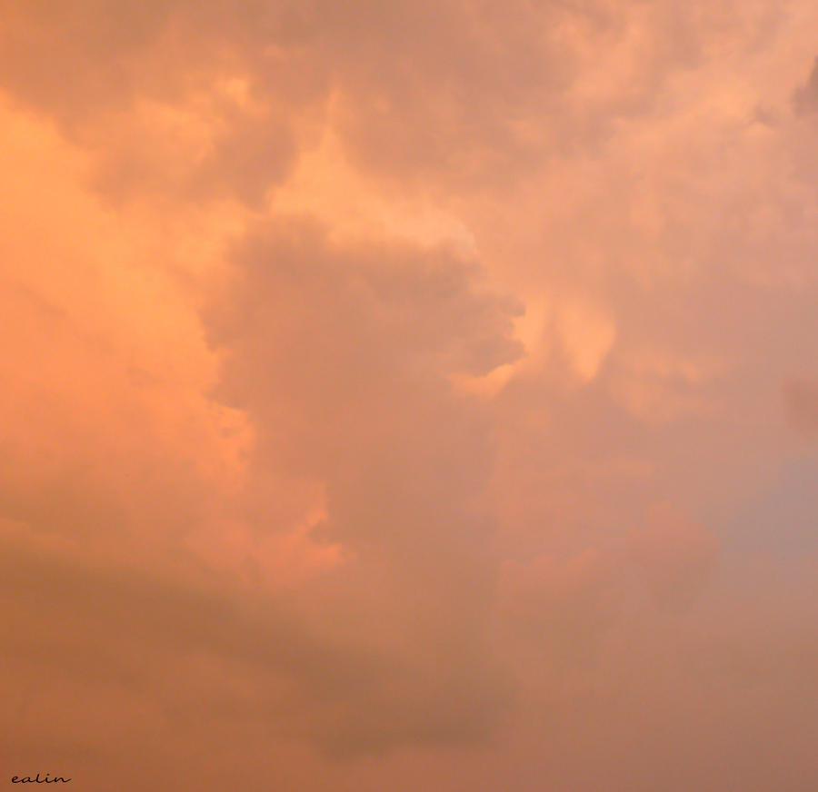 Clouds II by Ealin