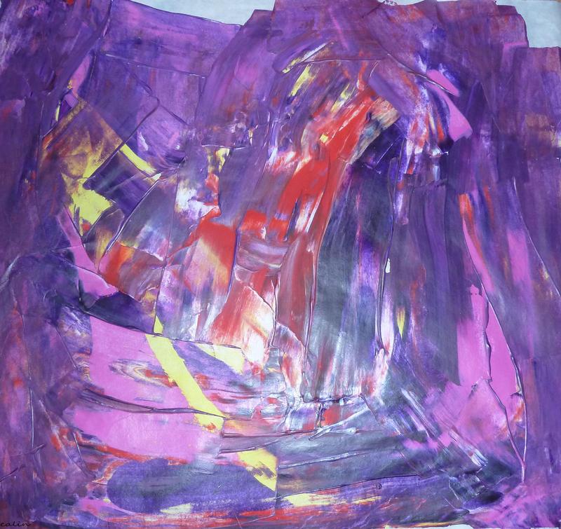 Violet Dream by Ealin