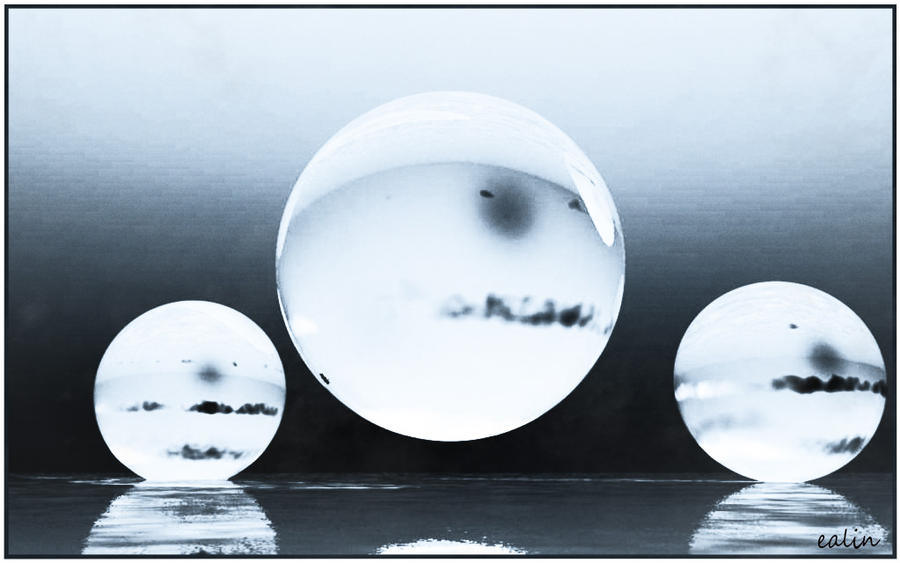 Spheres inverted by Ealin