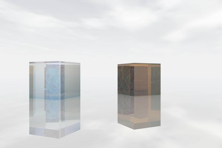 Elements - Water, Earth by Ealin