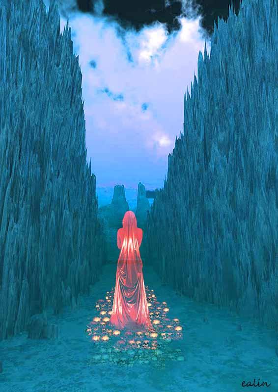 Valley of dreams by Ealin
