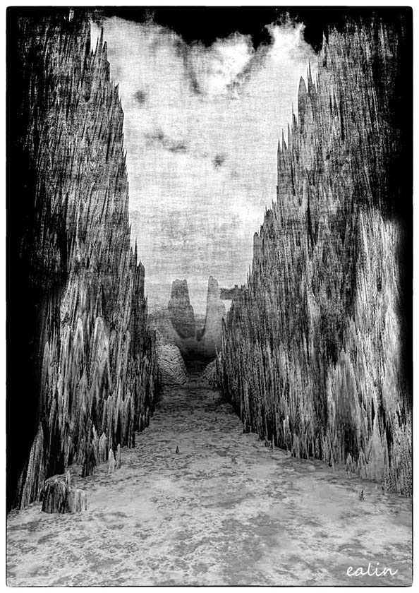 Canyon by Ealin