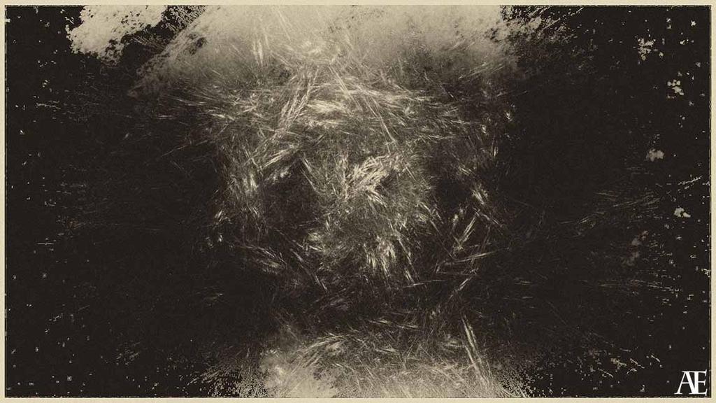 Debris blackandwhite by Ealin