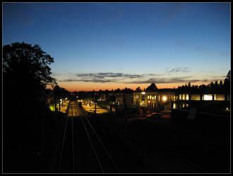 Subway station by hjkiddk