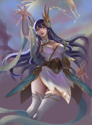 [ Wip ] Irelia by AkiiraYukii