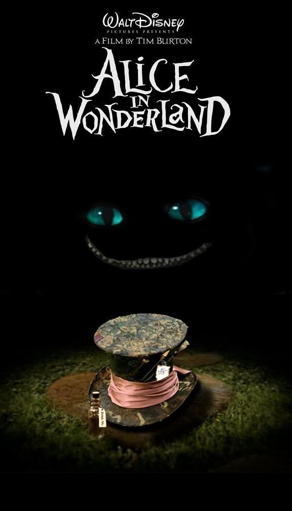 Movie poster Alice by Evilwolfangel-EWA