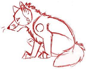 Neopets - Red Lupe