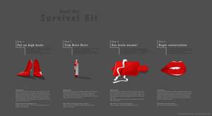 Short Girl Survival Kit by LineBirgitte