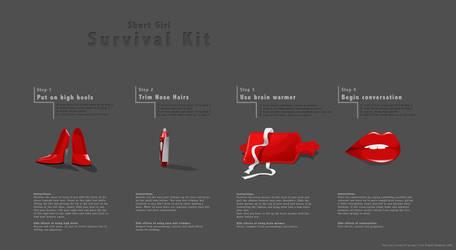 Short Girl Survival Kit