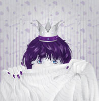 Queen Pica Morningbreath Anne by LineBirgitte