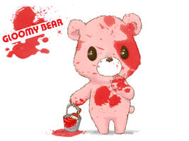 Gloomy Bear by Kizagui