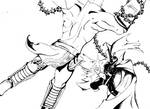 Spawn Vs Kratos