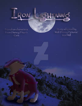 'Iron Lightning' Poster