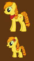My Little Pony - Honey Crisp