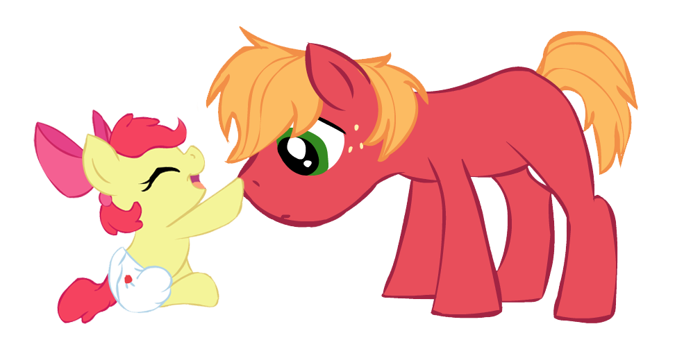 Big Brother Go BOOP! by FaithFirefly