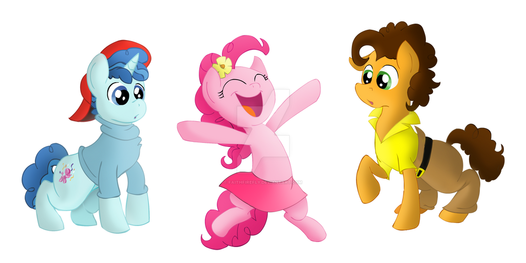 We're Partymaniacs!! by FaithFirefly