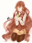 random sketch-Escalus's heart