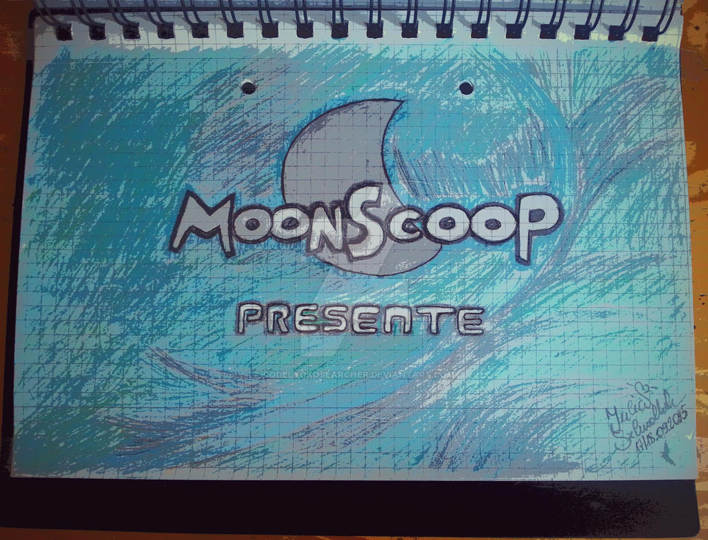 moon scoop logo code lyoko by codelyokosearcher on