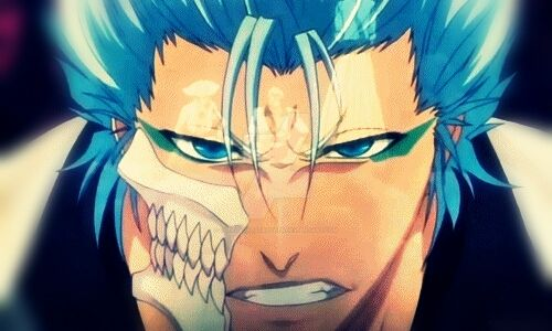 Grimmjow Jeagerjaques by CodeLyokoSearcher