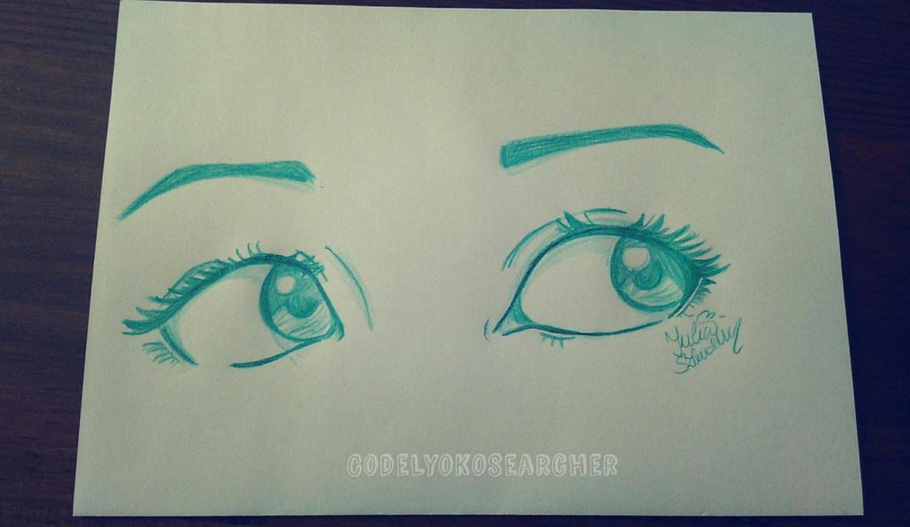 Pen Drawing Challenge!  by CodeLyokoSearcher
