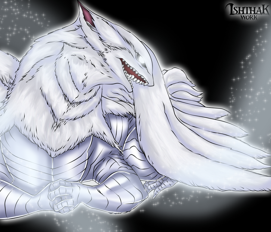 Grandeeney the Sky Dragon by Ishthak