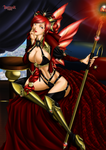 Red Queen a.k.a. Empress Erza