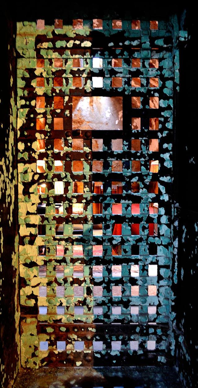 Al Capones Cell (door) by PAlisauskas