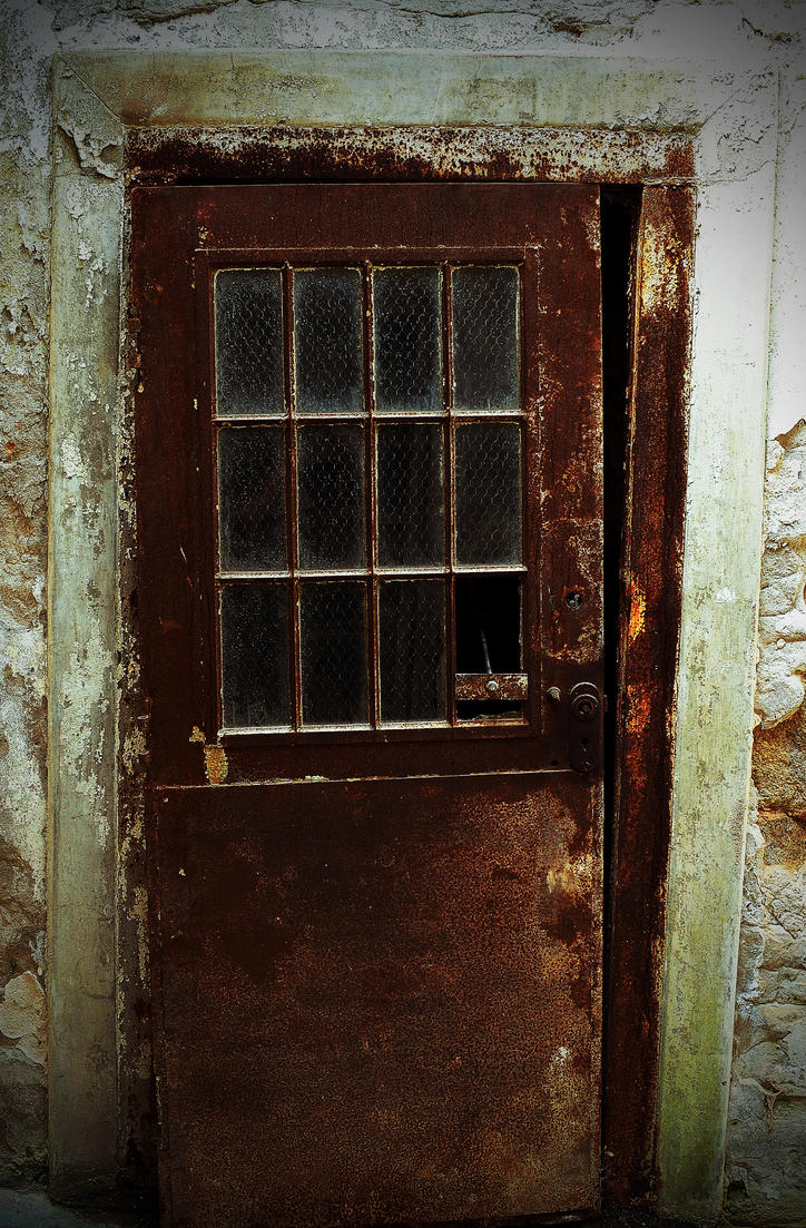 Rusted Prison Door by PAlisauskas ... & Rusted Prison Door by PAlisauskas on DeviantArt