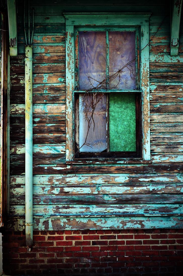 Boot shack Window by PAlisauskas