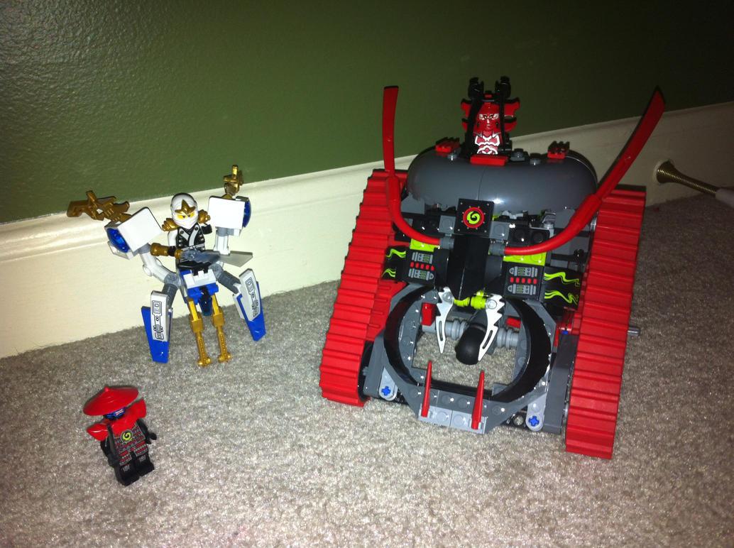 Lego ninjago episode 25 return of the overlord full : Angel