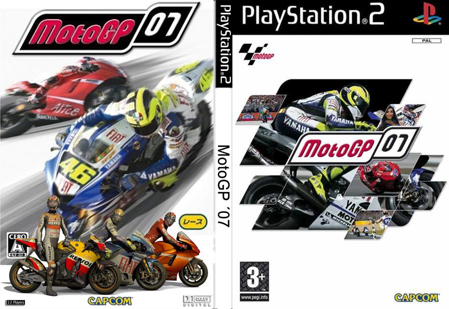 MotoGP '07 (PS2) videos